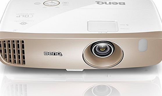 BenQ W2000 1080p Full HD Rec 709 Projector (Short Throw 100 inch at 2.5 m, Lens Shift, 2D Keystone Correc BenQ W2000 DLP projector - 3D (Barcode EAN = 4718755060670). http://www.comparestoreprices.co.uk/december-2016-week-1/benq-w2000-1080p-full-hd-rec-709-projector-short-throw-100-inch-at-2-5-m-lens-shift-2d-keystone-correc.asp