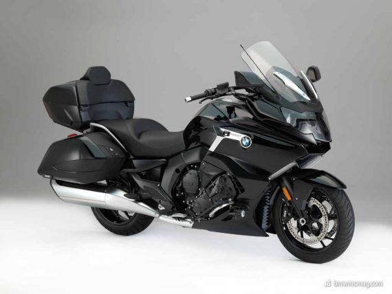 New K1600 Grand America Full Dresser For American Style Touring Bmw Motorcycle Magazine Bmw Touring Bmw Motorcycle Touring Bmw Motorcycle