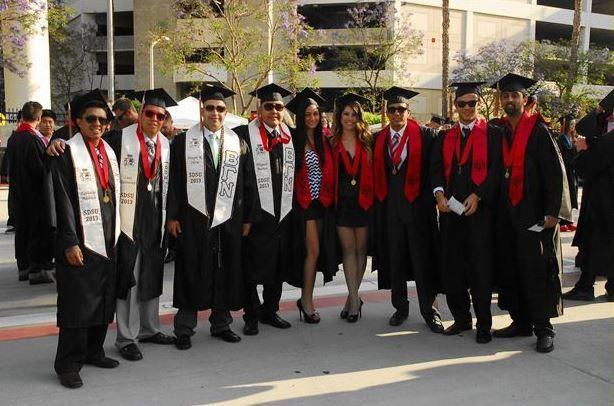 San Diego State University graduation
