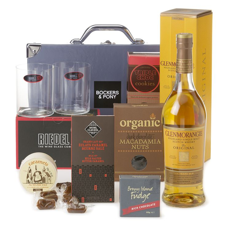 Glenmorangie Whisky and Chocolate | Gifts for Him | Bockers & Pony