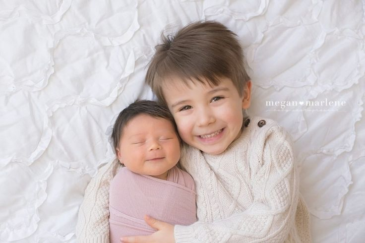 One look lillian anchorage newborn and sibling photography