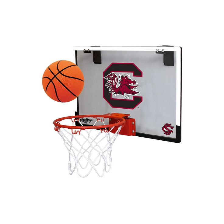 South Carolina Gamecocks Game On Hoop Set, Multicolor, Durable