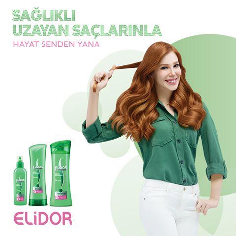 Elçin Sangu - 'Elidor' commercial - ElBar