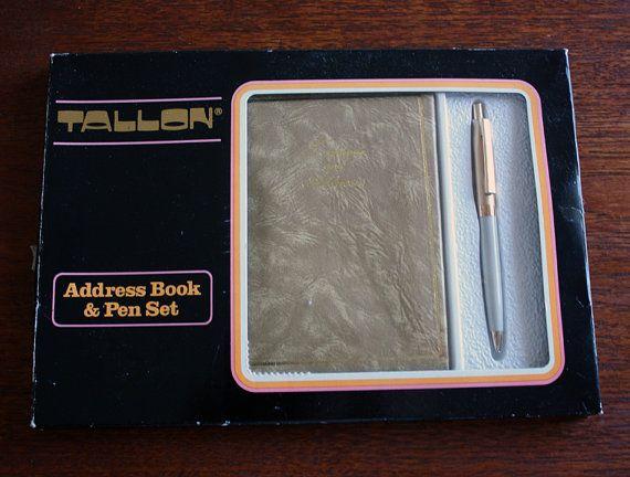 Vintage Retro 1970s Tallon Telephone by janestangerinehouse