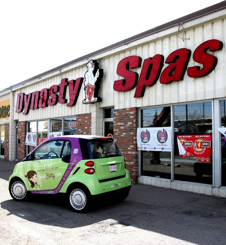 Dynasty Spas, Calgary, AB - Your one stop shop for hot tubs, swim spas, gazebos, massage chairs and scooters