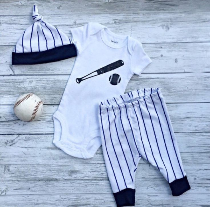 Baseball Newborn baby coming home outfit, baby shower gift ideas, going home from hospital outfit, take home outfit, baby girl baby boy by EatSleepDrool on Etsy https://www.etsy.com/listing/450658078/baseball-newborn-baby-coming-home-outfit