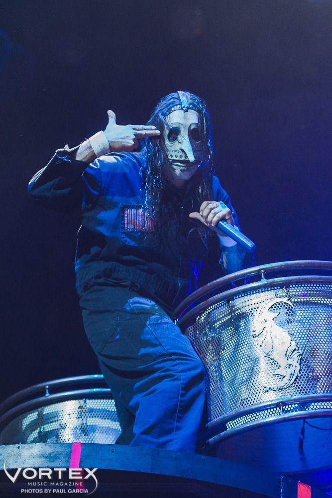 Slipknot Chris Fehn Live