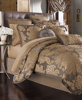 J Queen New York Bedding, Melbourne Comforter Sets