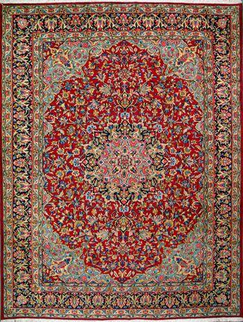 Kerman Persian Rug 9 6 X 12 8 Authentic