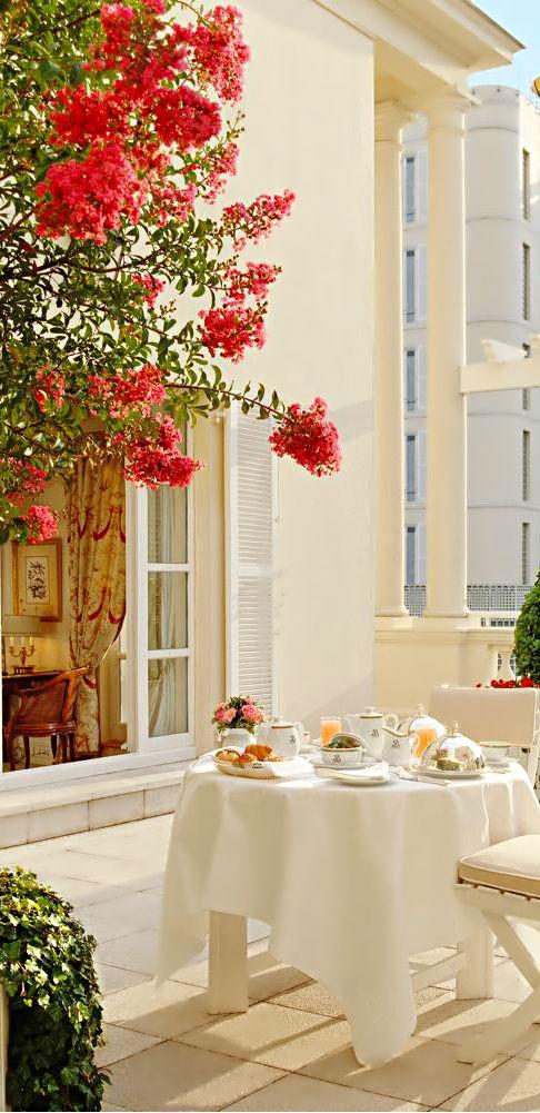 Luxury Vacation in Paris at Hotel Bristol