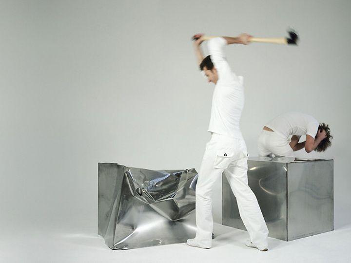 Do hit chair by Marijn van der Poll for Droog 02