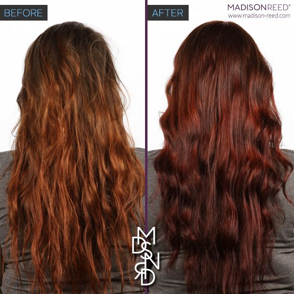 17 Best Images About Before And After Hair Color Results