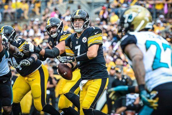Film Room How Ben Roethlisberger Finished Sunday With 5 Interceptions Helmet Football Helmets Pittsburgh Steelers