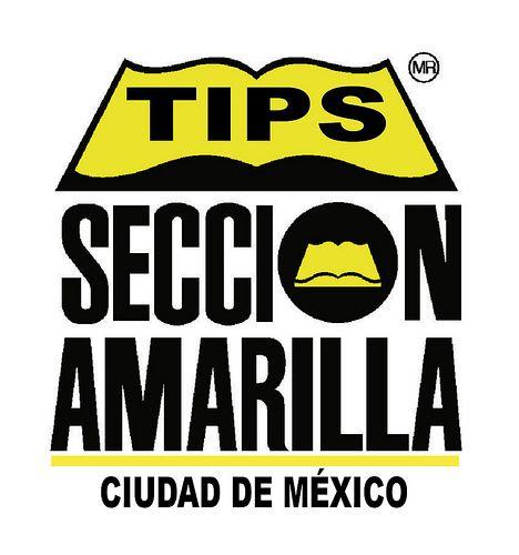 Tips Sección Amarilla Ciudad de México