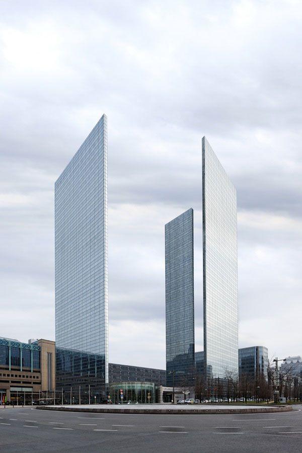 Formes Urbaines - L'architettura vertiginosa di Xavier Delory