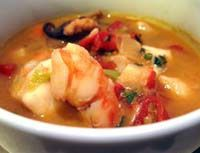 Basque Seafood Stew Recipe -- A Recipe for Spanish Seafood Stew