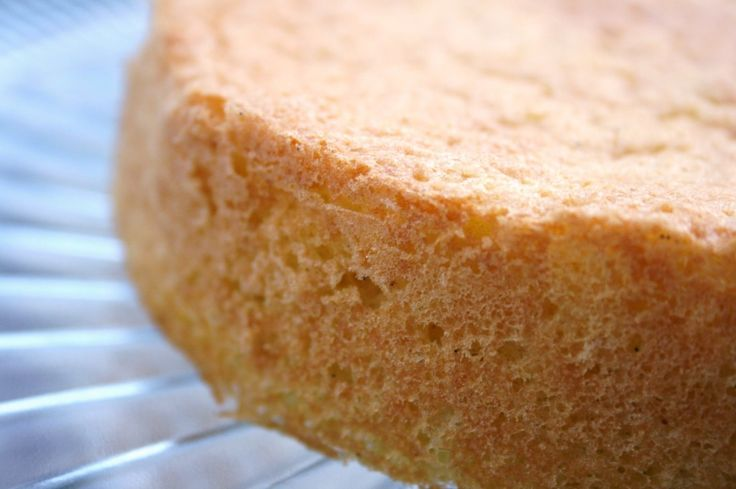 Genoise - Laws Of Baking