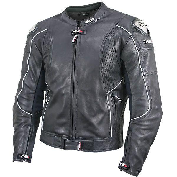 Vulcan Black Nf8141 2xl Armored Soft Cowhide Leather Motorcycle Jacket 289 Armored Leather Motorcycle Jacket Leather Motorcycle Jacket Motorcycle Jacket
