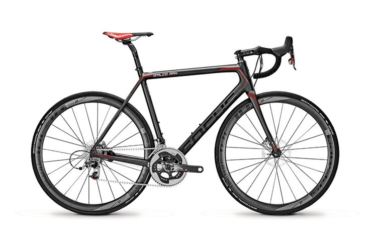 Focus Izalco Max Disc Red http://www.bicycling.com/bikes-gear/newbikemo/2016-buyers-guide-best-bikes-for-climbing/slide/8