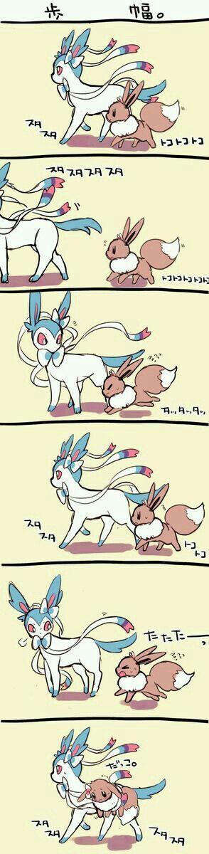 Dessin pokémon evoli