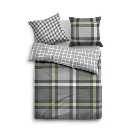 Tom Tailor Bettbezug Set In 2020 Pillow Cases Toms Bed