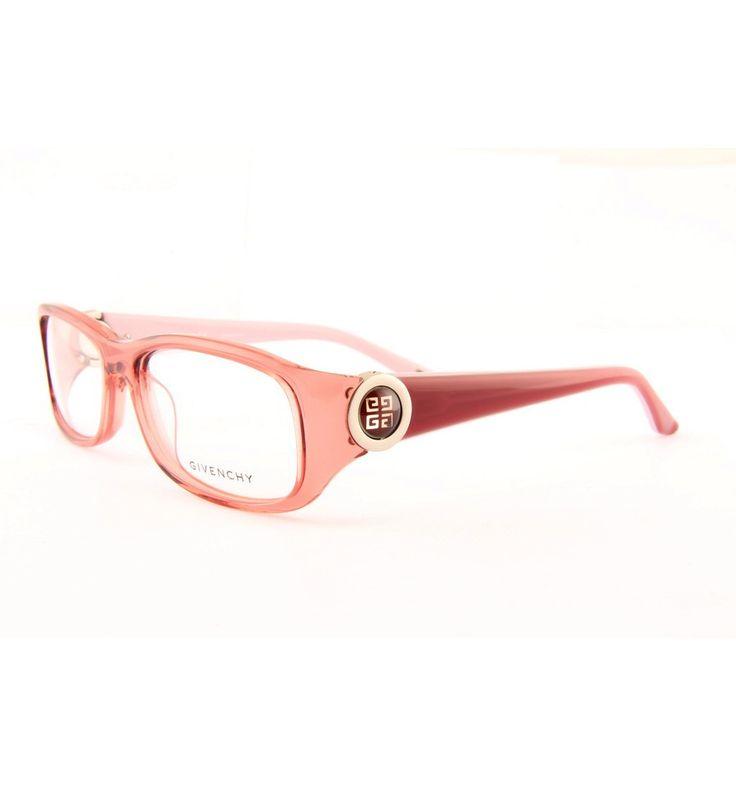 Dámské růžové brýle Givenchy VGV789 0AFD #bryle #givenchy #eyeglasses #designer #fashion