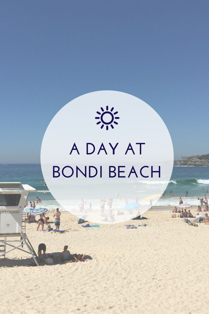 #BondiBeach is one of #Australia's most iconic #beaches. Here's a kick-ass #itinerary of what to see and what to do!
