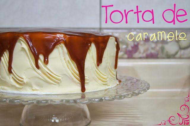 Un Dulce Escape: Torta de Caramelo