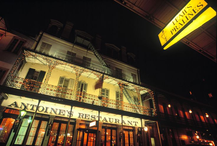 A look at the top upscale restaurants in New Orleans that include fine dining, pleasing ambiance, wonderful food, and their own unique personalities.