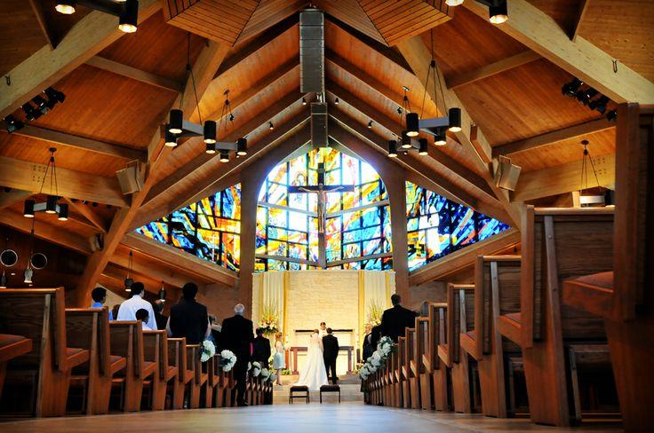St. Laurence Catholic Church. Beautiful.