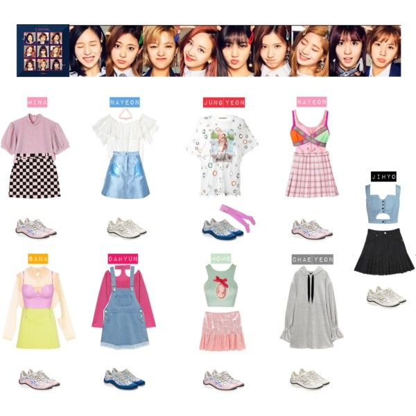 94 best Twice outfits images on Pinterest | Kpop outfits Inspired outfits and Style inspiration