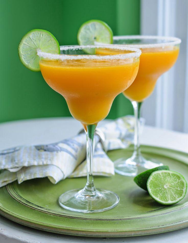 Mango Lime Margarita Recipe   This mango lime margarita is ...
