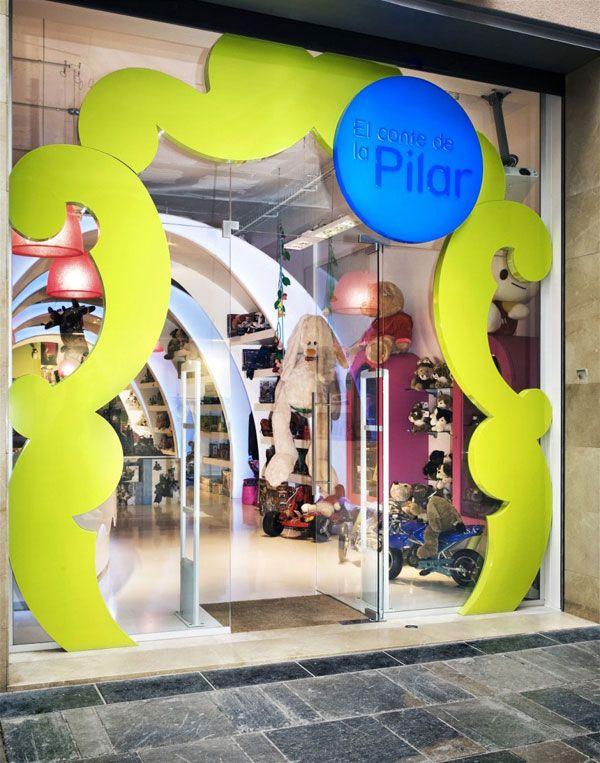 Rainbows, Imagination and Surprises: Pilar's Story Toyshop in Barcelona