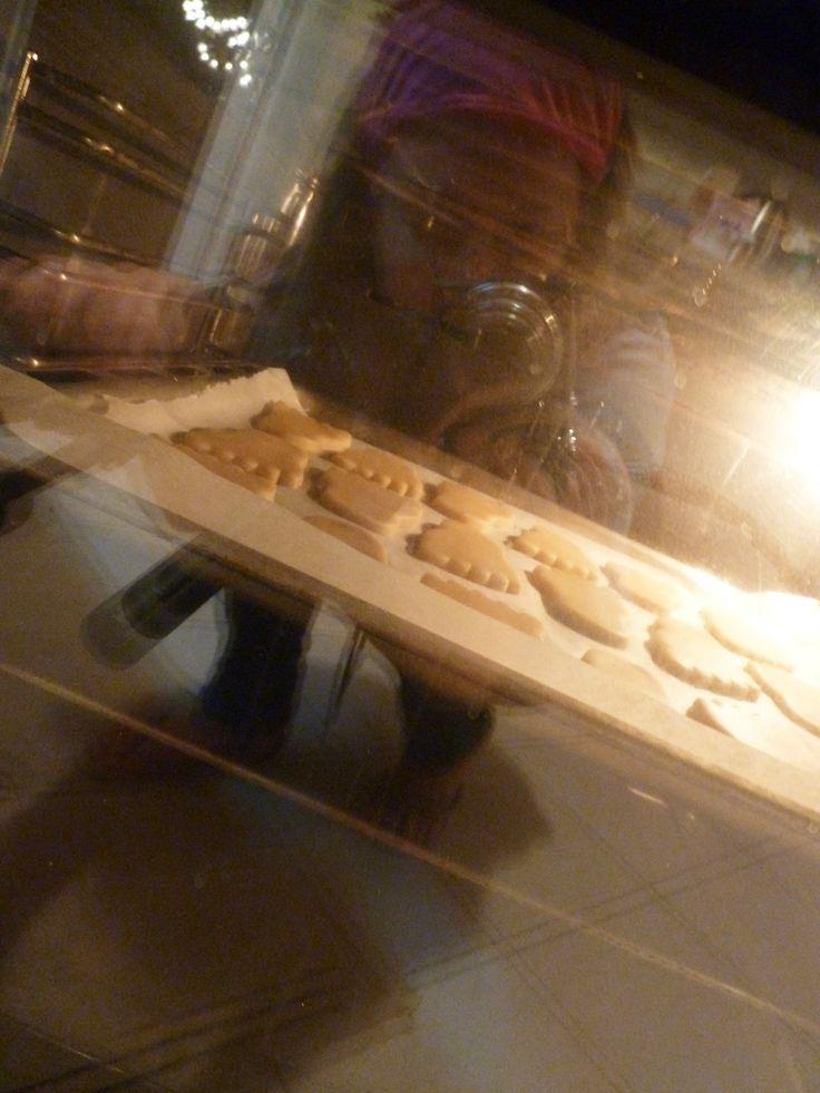 Μπισκότα με ζαχαρόπαστα για πάρτι γενεθλίων! | holysweet.gr