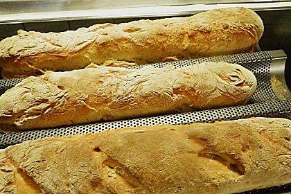 Baguette (Rezept mit Bild) von Habanera_Chocolate | Chefkoch.de