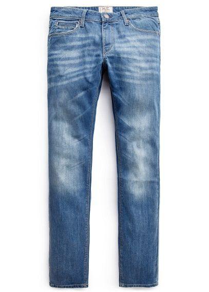 Slim-fit vintage wash Alex jeans