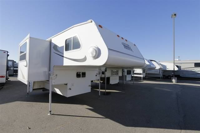 Used 2010 Palomino Maverick Truck Camper For Sale In Meridian, ID - MER1203159 - Camping World