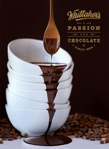 Whittaker's Passion For Chocolate by Whittaker & Son