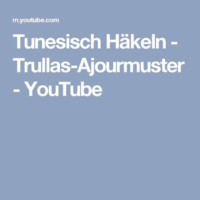 30 best tunesischen häkeln images on Pinterest   Häkeln, Tunesisch ...