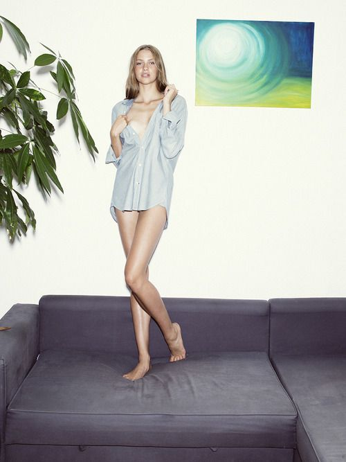 Pin By Andrea Kessler On Dwell: Pin By AURA PHOTO AGENCY Milano On Models Casting Couch By
