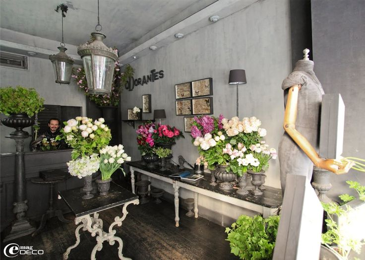 Top 25 best flower shop interiors ideas on pinterest - Magazine deco en ligne ...
