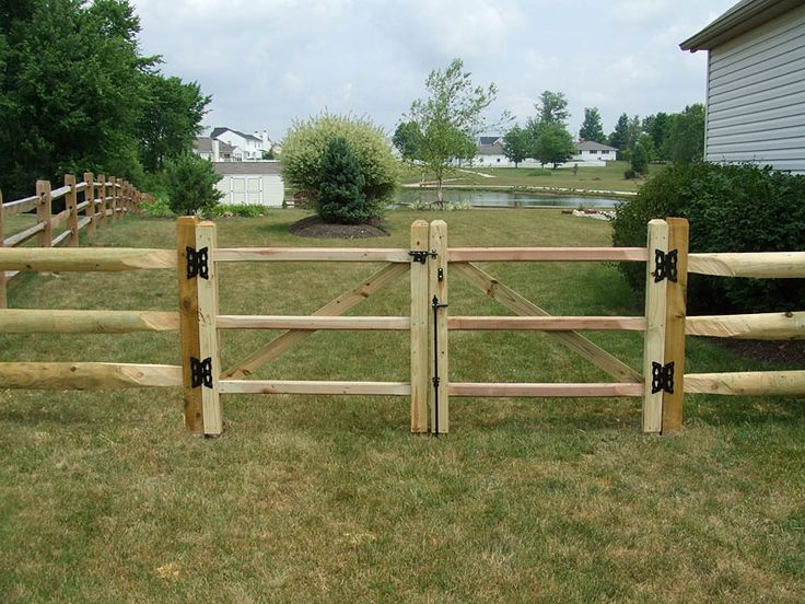 small wood split rail fence gate projects to try pinterest split rail fence fence gate and rail fence