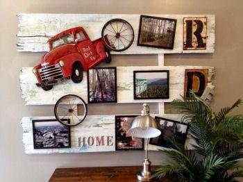 Unique Vintage Office Decorating Ideas