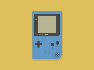 My first handheld system.  Ice Blue 4Ever.  January 12, 2014 update: Made the front page of reddit!