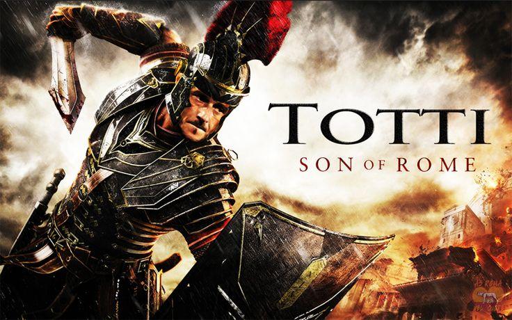 Totti Son Of Rome by asromanelcuore.it by kenshiro666.deviantart.com on @DeviantArt
