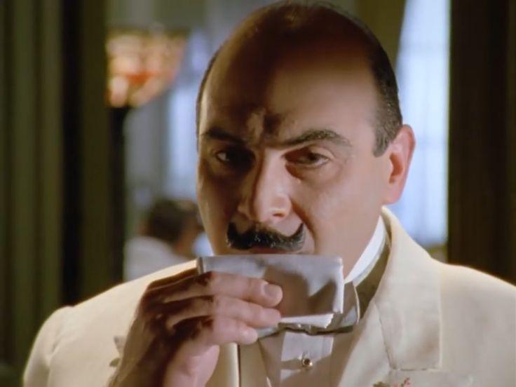 Agatha Christie, Poirot. The yellow Iris.