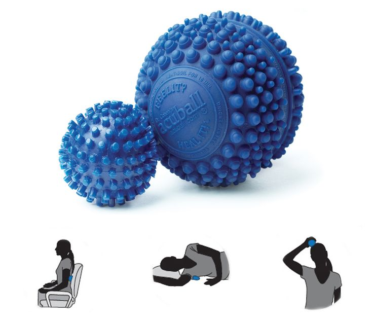 DIY physiotherapy: 3 easy Acuball moves to improve posture, ease muscle tightness, provide serious pain relief