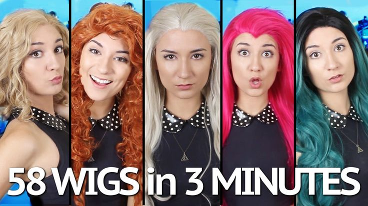 WIG COLLECTION! 50+   Just Brizzy ◬ Anna Brison ❰ BRIZZY_ VOICES ❱ https://www.youtube.com/user/brizzyvoices {http://www.imdb.com/name/nm5588182/bio } ◬ Voice over, impressions, Campy Musical Comedy.