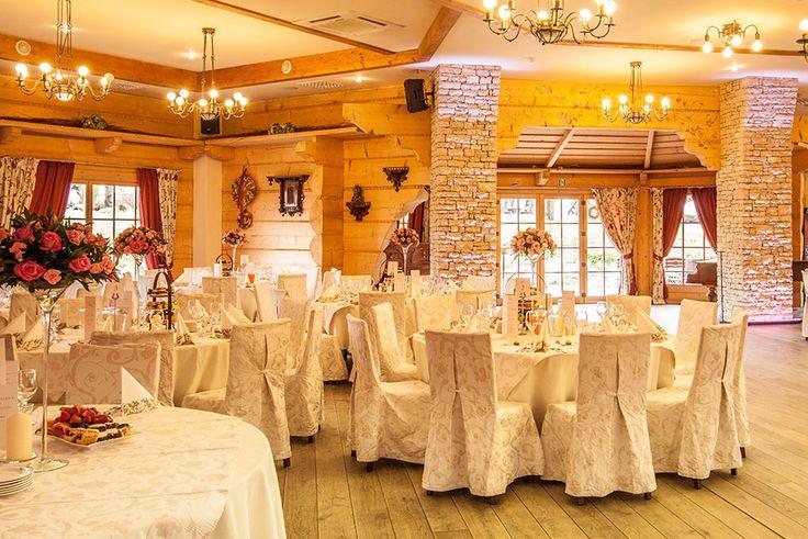 Przyznacie, że nasza sala weselna jest wyjątkowa?