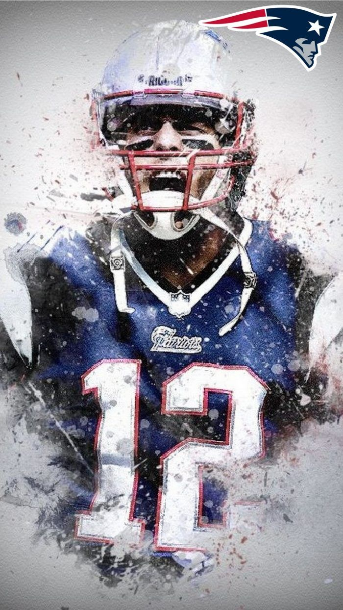 Tom Brady Patriots HD Wallpaper For iPhone Tom brady